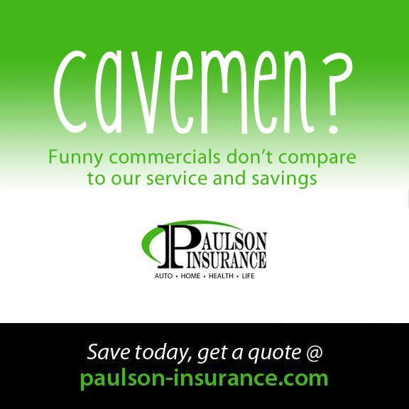 Be Social - Paulson Insurance | Home, Auto, Health and Life